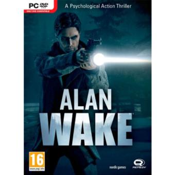 Alan Wake Edicion Deluxe PC