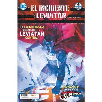 El incidente Leviatán núm. 04 (de 6)