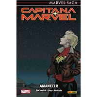 Capitana Marvel 2 - Amanecer