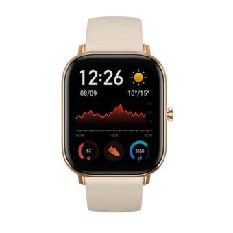 Smartwatch Amazfit GTS Oro