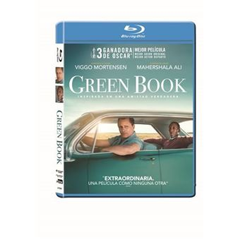 Green Book - Blu-Ray