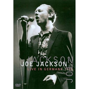 Live in Germany 1980 - DVD