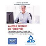 Tecnico hacienda general contabilid