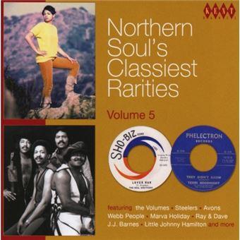 Northern Souls Classiest Rarities V