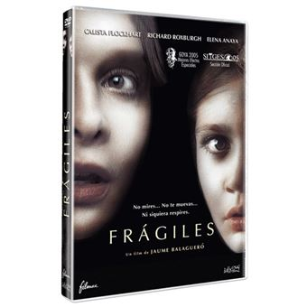 Frágiles - DVD