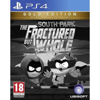 South Park: La retaguardia en peligro Gold PS4