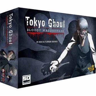 Tokyo ghoul - Bloody masquerade - Tablero