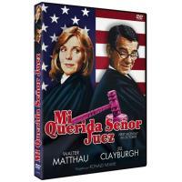 Mi querida señor juez - DVD