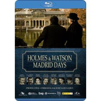 Holmes & Watson: Madrid Days - Blu-Ray