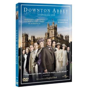 Downton AbbeyDownton Abbey - Temporada 1 - DVD