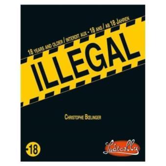 Juego De Mesa Illegal 5 En Libros Fnac
