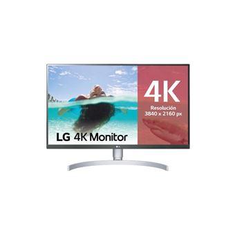 Monitor LG 27UL850-W 27'' 4K UHD Blanco/Negro