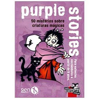 Black Stories - Purple Stories