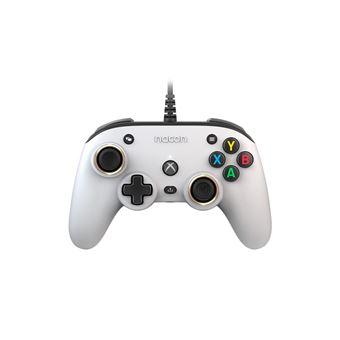 Mando Nacon Pro Compact Blanco Xbox