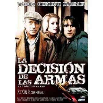 La decisión de las armas - DVD