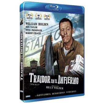 Traidor en el Infierno - Blu-Ray