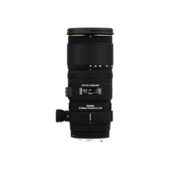 Objetivo Sigma 70-200 mm 2.8 EX DG APO OS HSM para Canon