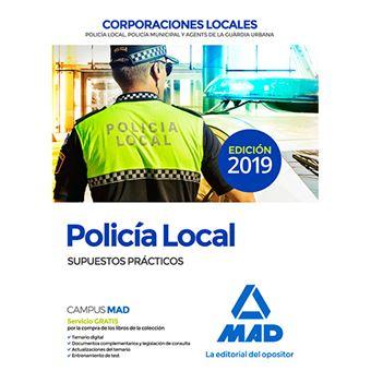 Policía Local - Supuestos prácticos
