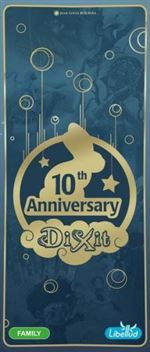 Dixit 10º Aniversario - Cartas