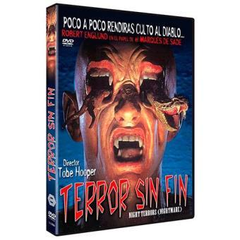Terror sin fin - DVD