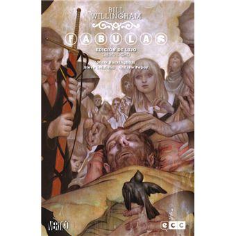 Fabulas 8 Ed. Lujo