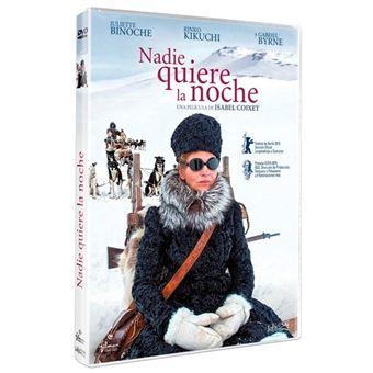 Nadie quiere la noche - DVD