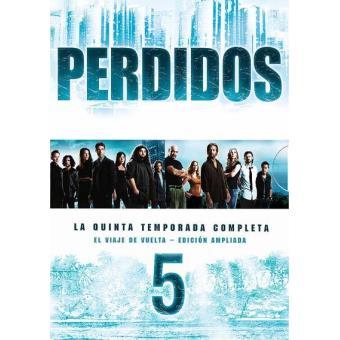 Pack Perdidos (5ª Temporada) - DVD - Varios Directores - Naveen ...