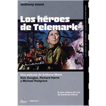 Los héroes de Telemark - DVD