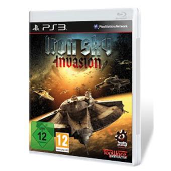 Iron Sky Invasion PS3
