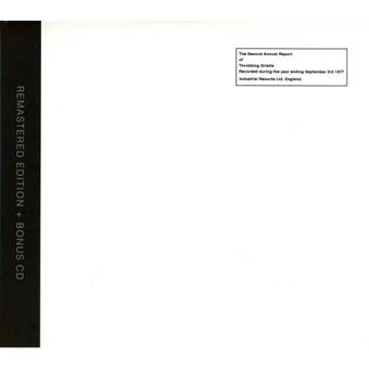 The Second Annual Report of Throbbing Gristle (2 CD)