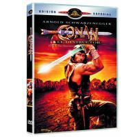 Conan, el destructor (Ed. especial) - DVD