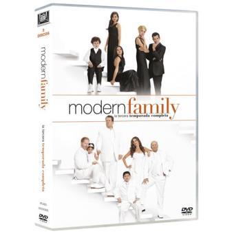 Modern FamilyModern Family - Temporada 3 - DVD