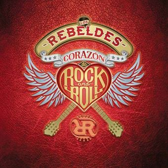Box Set Corazón de Rock & Roll - 8 CDs
