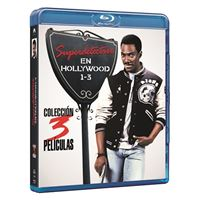 Trilogía Superdetective en Hollywood - Blu-ray