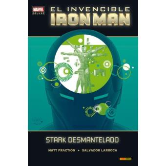 Marvel Deluxe. El Invencible Iron Man 3