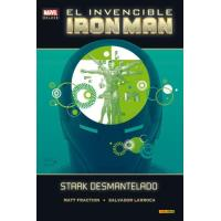 Marvel Deluxe. El Invencible Iron Man 3