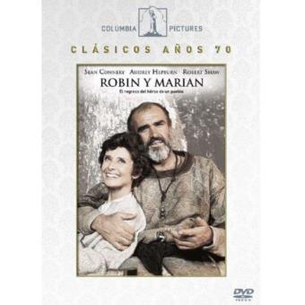 Robin y Marian - DVD
