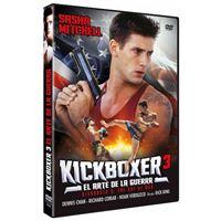 Kickboxer 3: El arte de la guerra - DVD