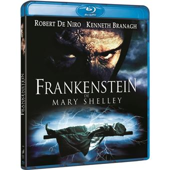 Frankenstein de Mary Shelley - Blu-Ray