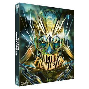 Victor Frankenstein (2015)  Ed Halloween - Blu-Ray