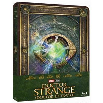 Doctor Strange - Steelbook Blu-Ray