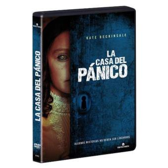 La casa del pánico - DVD