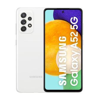 Samsung Galaxy A52 5G 6,5'' 128GB Blanco