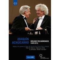 Joaquín Achúcarro y la Filarmónica de Berlín