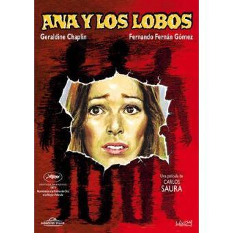 Ana y los lobos - DVD