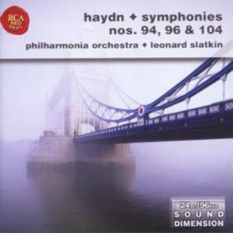Sinfonías 94, 96 & 104