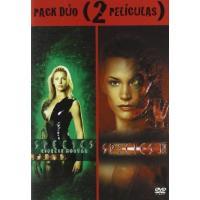 Pack Species 1 y 2 - DVD