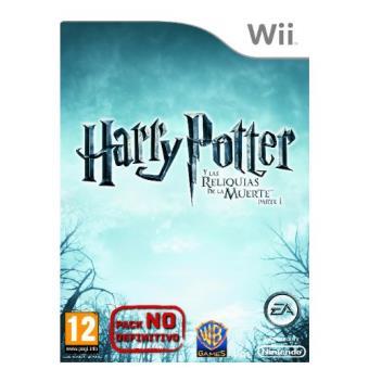 Harry Potter y las Reliquias de la Muerte 1 Nintendo Wii