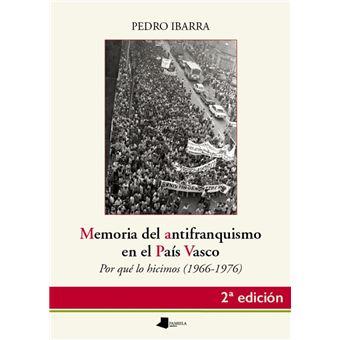 Memoria del antifranquismo en el País Vasco