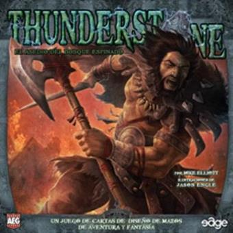 Thunderstone. El asedio bosque